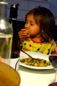Isabella mumsar minestrone