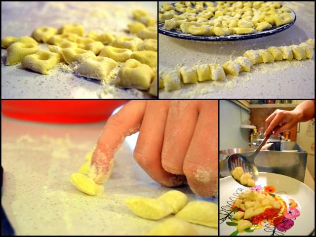 Gnocchi-makande