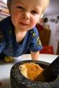 "Den torra ""såsen"" till spaghetti da quaresima"
