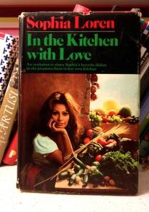 Sophia Lorens kokbok In the kitchen with love